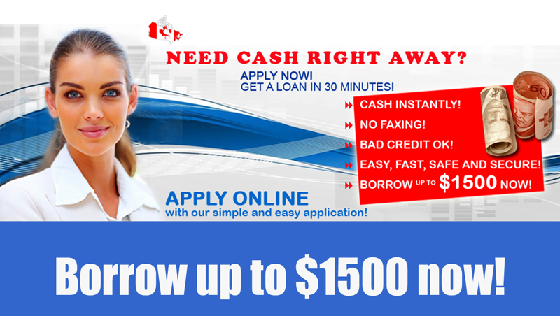 Payday Loan in Red Deer